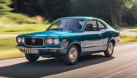 Mazda RX-3 celebrates 50th anniversary, 2nd best-selling rotary ever