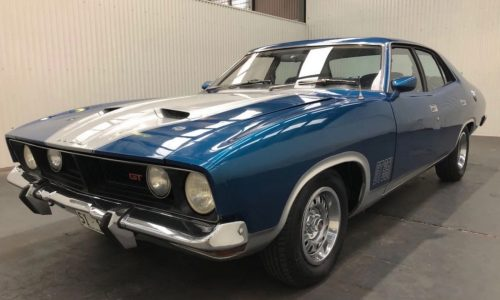 For Sale: Original 1974 Ford XB Falcon GT, 160,000km on the clock