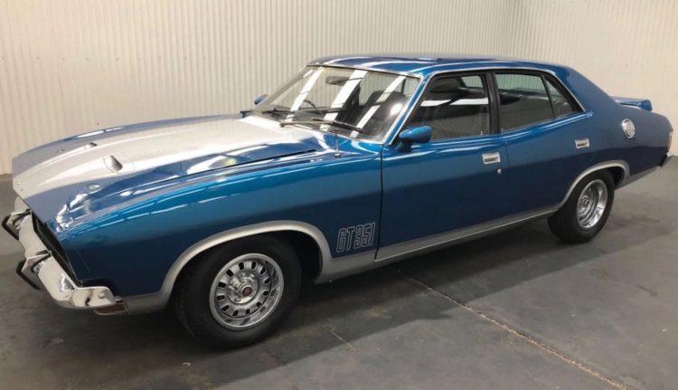 1974 Ford XB Falcon GT for Sale Tasmania