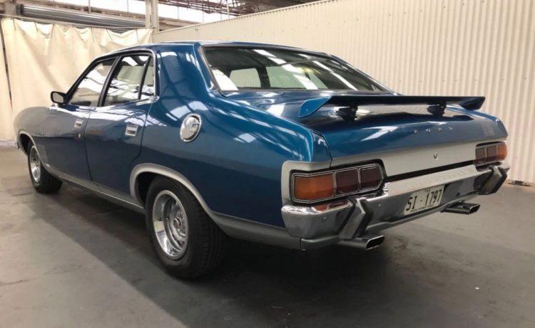 1974 Ford XB Falcon GT for Sale Rear Spoiler