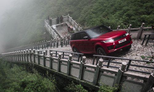 Range Rover Sport surpasses 1 million sales globally (video)