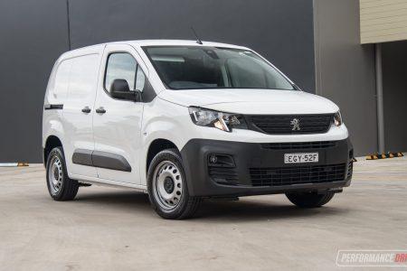 2020 Peugeot Partner SWB 130 THP