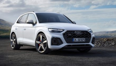2021 Audi SQ5 TDI on sale in Australia from $104,900
