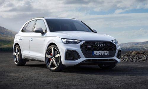 2021 Audi SQ5 TDI on sale in Australia from $104,900