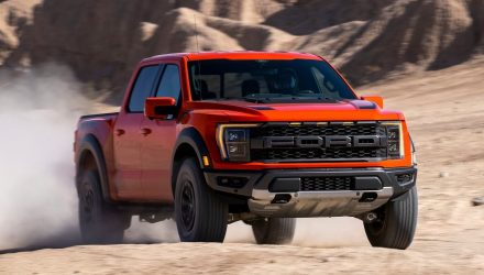 2021 Ford F-150 Raptor V6 unveiled, Raptor R V8 coming in 2022