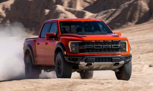 2021 Ford F-150 Raptor V6 unveiled, Raptor R V8 coming in 2022