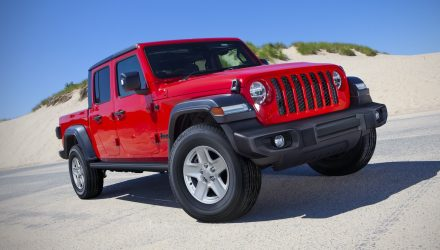 2021 Jeep Gladiator Sport S arrives in Australia as new entry grade