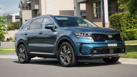 2021 Kia Sorento Sport+ review (video)