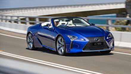 Lexus tops 2021 JD Power Vehicle Dependability Study