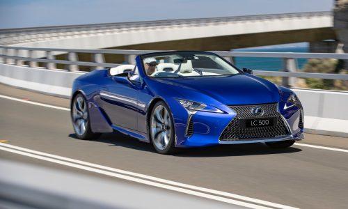 Lexus tops 2021 JD Power Vehicle Dependability Study