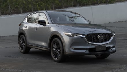 2021 Mazda CX-5 update in Australia adds GT SP variant