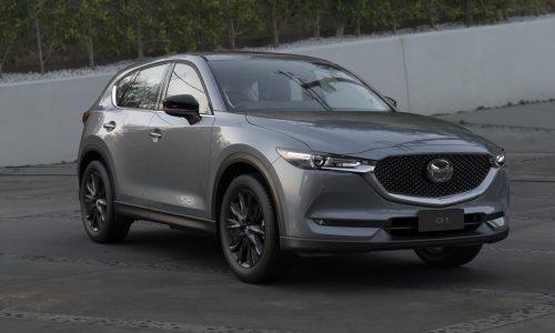 2021 Mazda CX-5 update in Australia adds GT SP variant