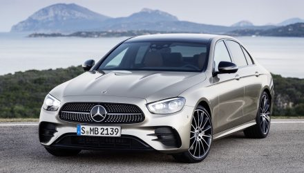 2021 Mercedes-Benz E 350 joins Australian lineup