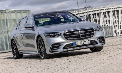 2021 Mercedes-Benz S-Class on sale in Australia in March