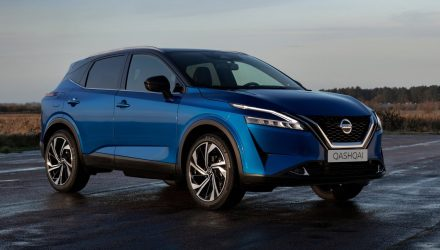 2021 Nissan Qashqai debuts with e-Power, gets CMF-C platform