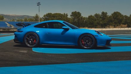 2021 Porsche 911 GT3 '992' officially revealed