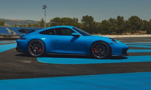 2021 Porsche 911 GT3 '992' officially revealed