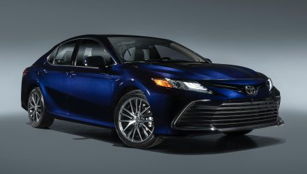 2021 Toyota Camry getting 152kW 2.5L upgrade in Australia