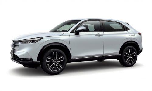 New-look 2022 Honda HR-V revealed