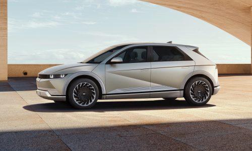 2022 Hyundai IONIQ 5 unveiled; RWD & AWD, 0-100km/h in 5.2 seconds