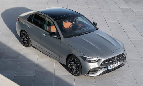 2022 Mercedes-Benz C-Class 'W206' officially revealed