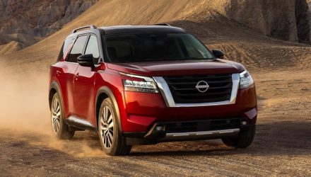 2022 Nissan Pathfinder debuts, 9-speed auto confirmed