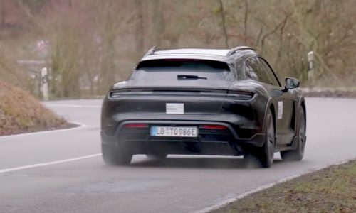 Porsche Taycan Cross Turismo previewed, perfect EV all-rounder? (video)