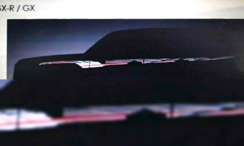 Toyota LandCruiser 300 Series: design profile leak, F33A-FTV 3.3 diesel