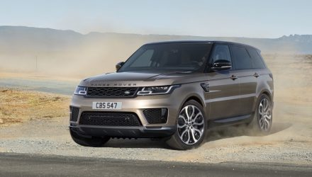 MY2022 Range Rover Sport P400 now on sale in Australia