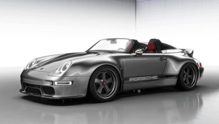Glorious Porsche 911 '993 Speedster Remastered by Gunther Werks' announced