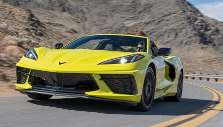2022 Chevrolet Corvette priced from $144,990 in Australia