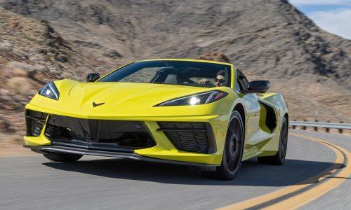 2022 Chevrolet Corvette priced from $144,990 in Australia