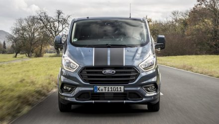 Fully electric 2023 Ford Transit Custom confirmed, with hybrid and ICE options