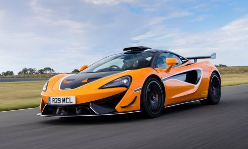 McLaren wraps up Sport Series with final 620R deliveries