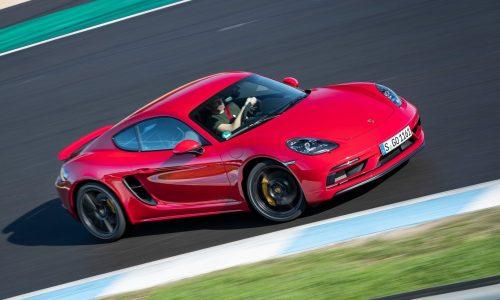 Porsche CEO confirms next-generation 718, hints 918 successor – report