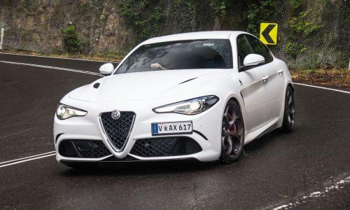 2021 Alfa Romeo Giulia Quadrifoglio review (video)