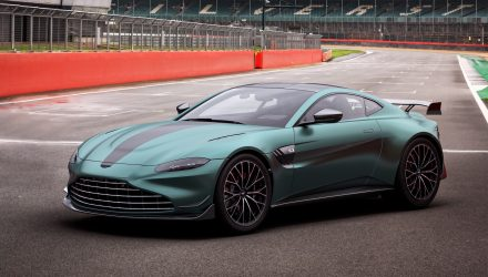 Aston Martin Vantage F1 Edition announced, most track-focused version yet