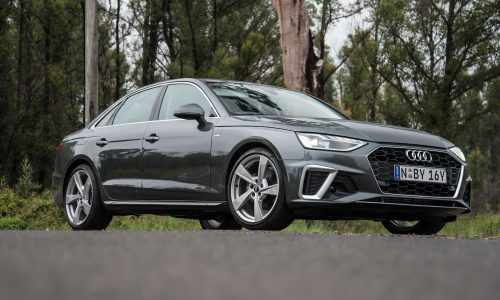2021 Audi A4 35 TFSI S line review (video)