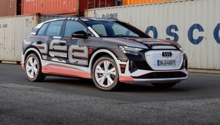 2021 Audi Q4 e-tron to 'exceed class boundaries' in space and tech