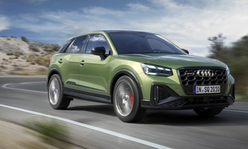 2021 Audi SQ2 on sale in Australia from $64,400, arrives May