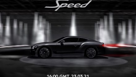 "2021 Bentley Continental GT Speed to be ""most dynamic"" model yet"