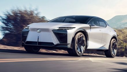 Lexus LF-Z Electrified revealed, to inspire 2025 production model
