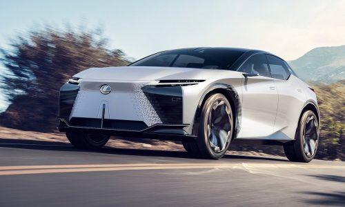 Lexus LF-Z Electrified revealed, to inspire 2025 production model