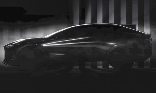 Lexus SUV concept previewed, electric DIRECT4 'RZ 450e'?