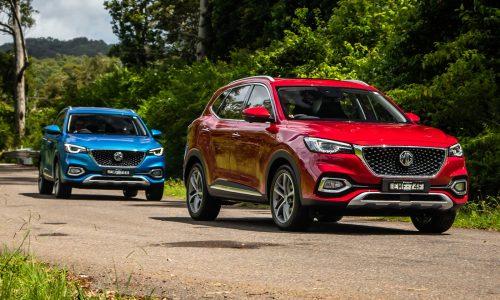 2021 MG HS announced: Plug-in hybrid & AWD variants added