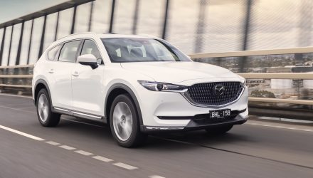 2021 Mazda CX-8 update now on sale, SP & Asaki LE variants added