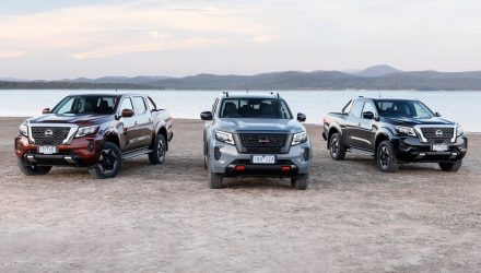 New-look 2021 Nissan Navara now on sale in Australia
