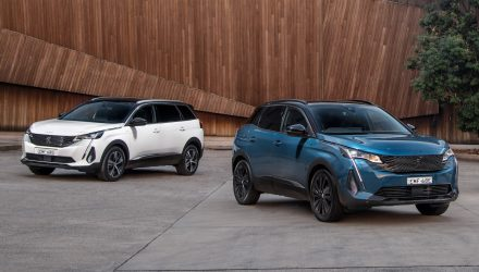2021 Peugeot 3008, 5008 updates now on sale in Australia