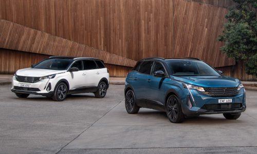 2021 Peugeot 3008, 5008 updates now on sale in Australia