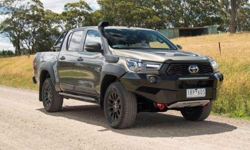 2021 Toyota HiLux Rugged X review (video)